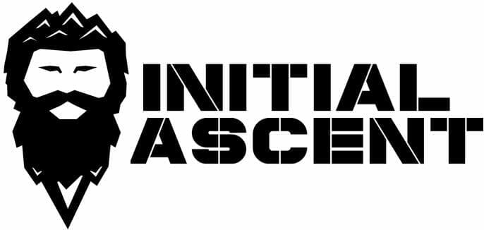 Initial Ascent Logo and Name